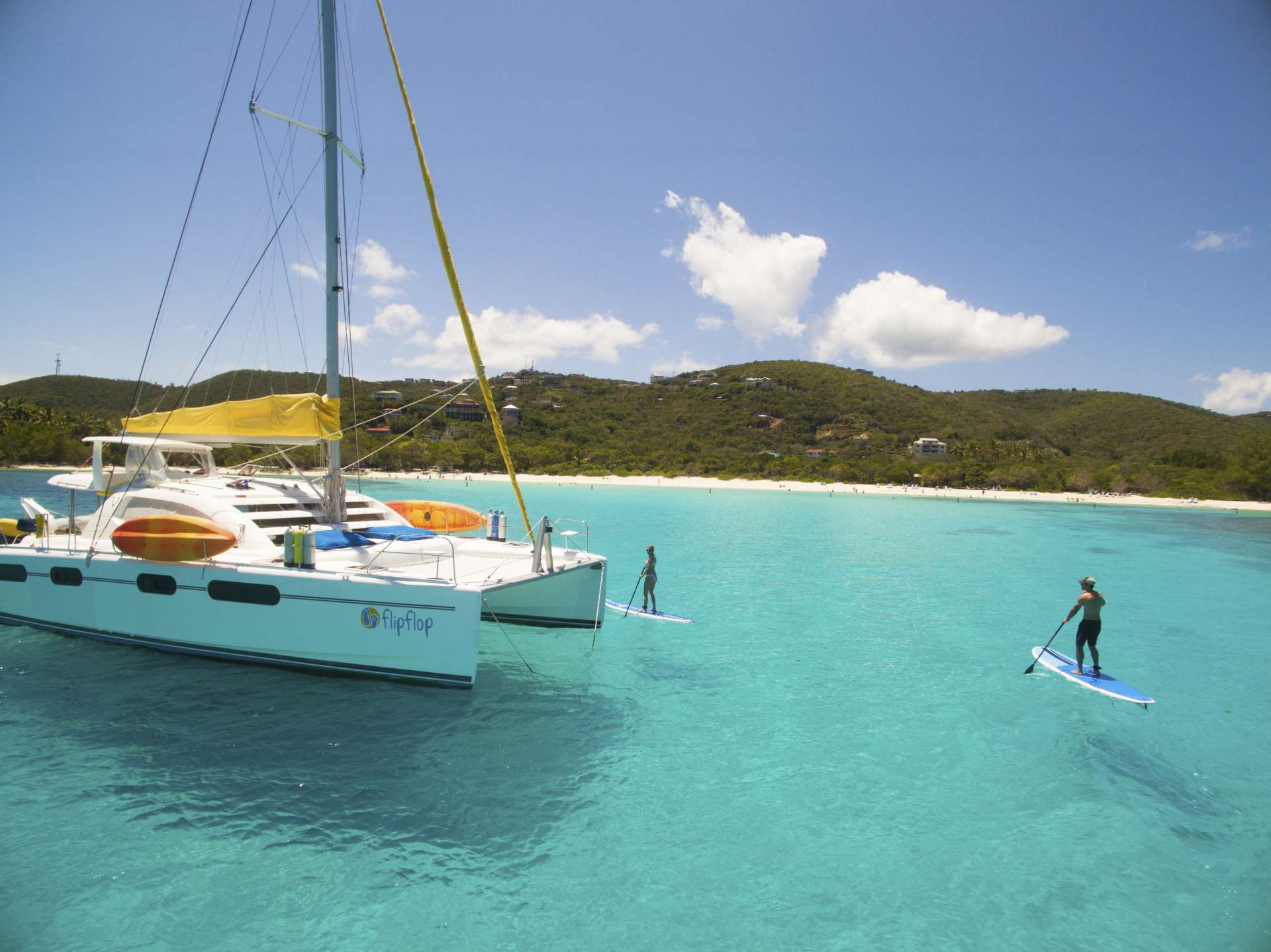 Charter with FLIP FLOP on compassyachtcharters.com