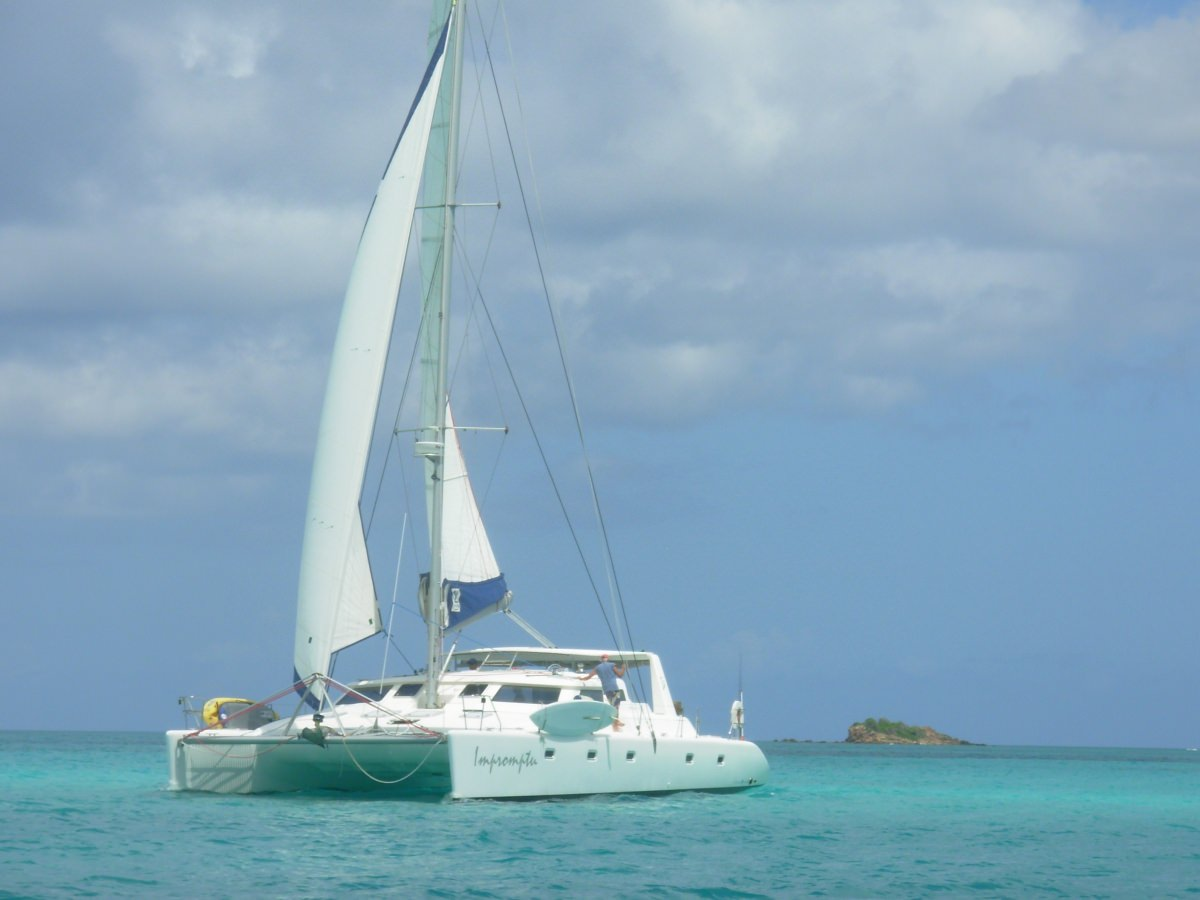 Charter with IMPROMPTU on compassyachtcharters.com
