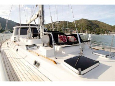 MUSTANG Foredeck