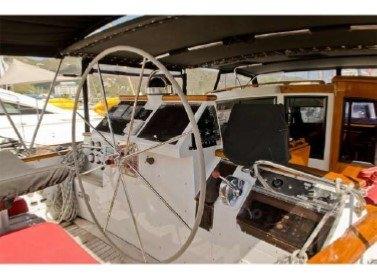 MUSTANG Cockpit