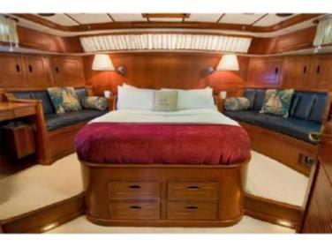 MUSTANG Master suite