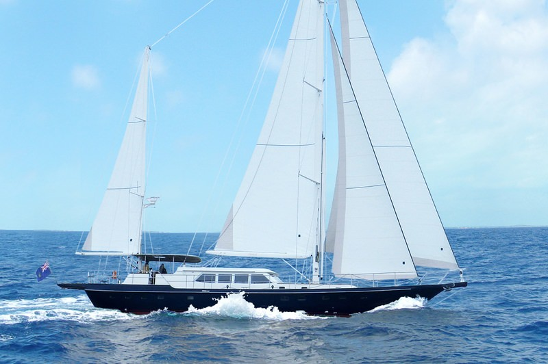 Charter with DOMICIL on compassyachtcharters.com