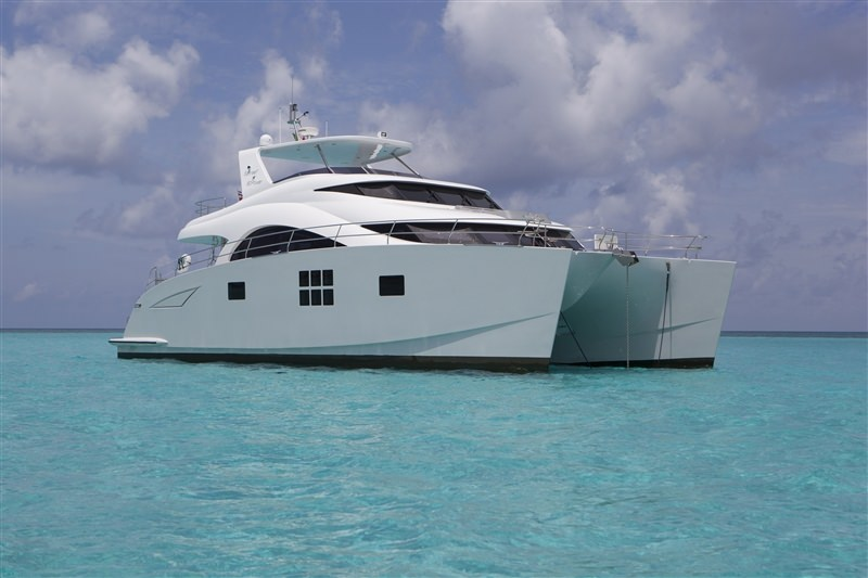 Charter with FOREVER on compassyachtcharters.com
