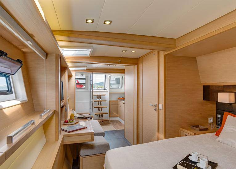 Master starboard suite