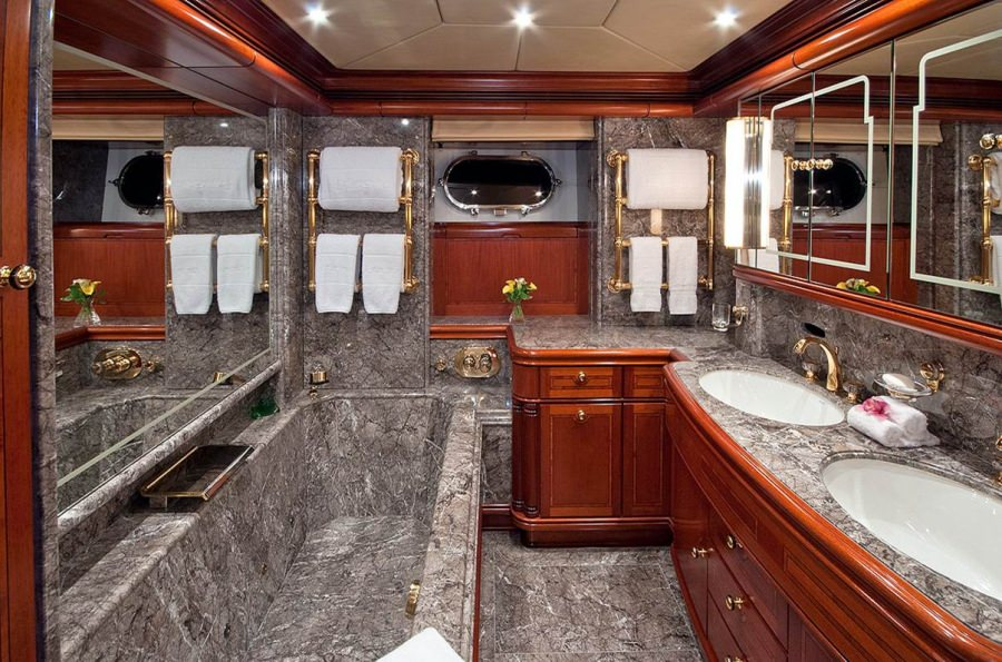 HYPERION Master Bathroom