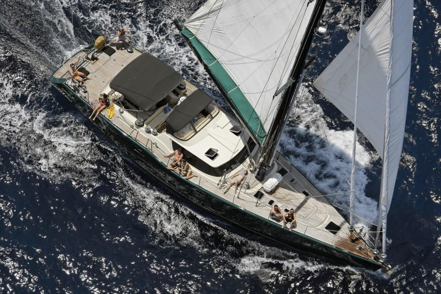 Sailing Yacht ZULU