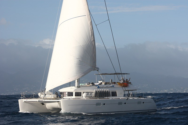 Charter with GO FREE 62 on compassyachtcharters.com