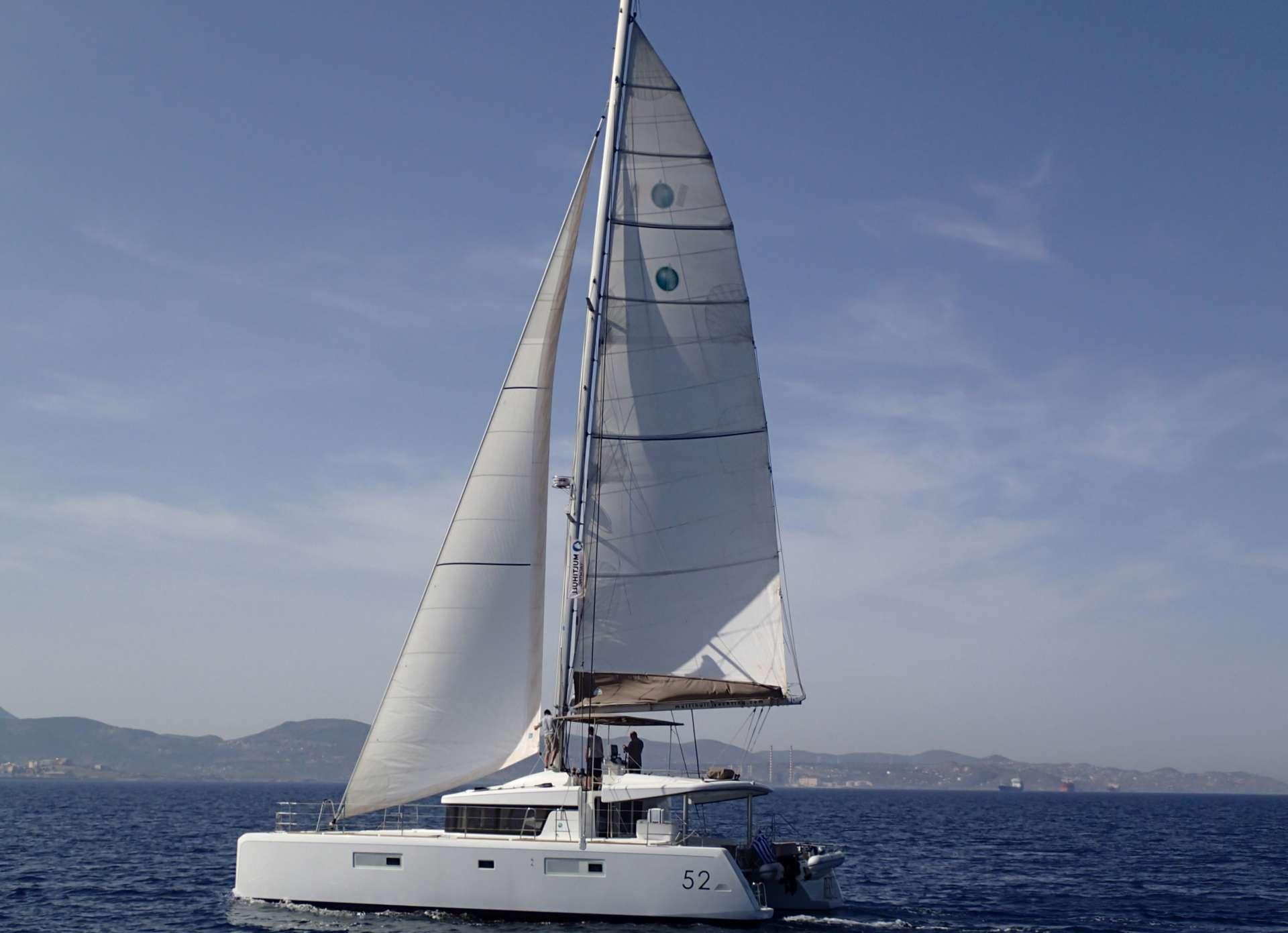 Charter with KEPI on compassyachtcharters.com