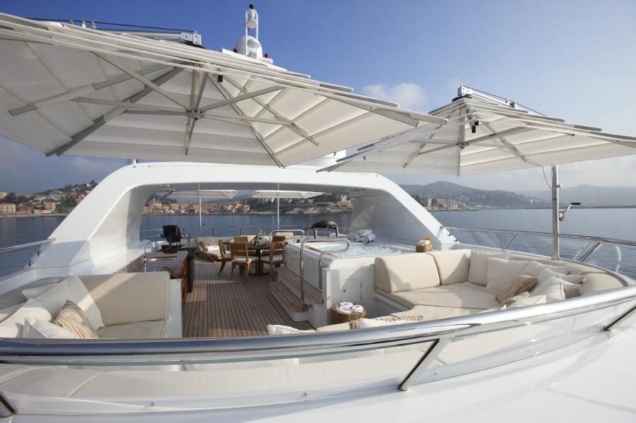 motor yacht KATHLEEN ANNE