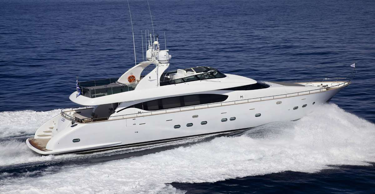 Charter with CUDU on compassyachtcharters.com
