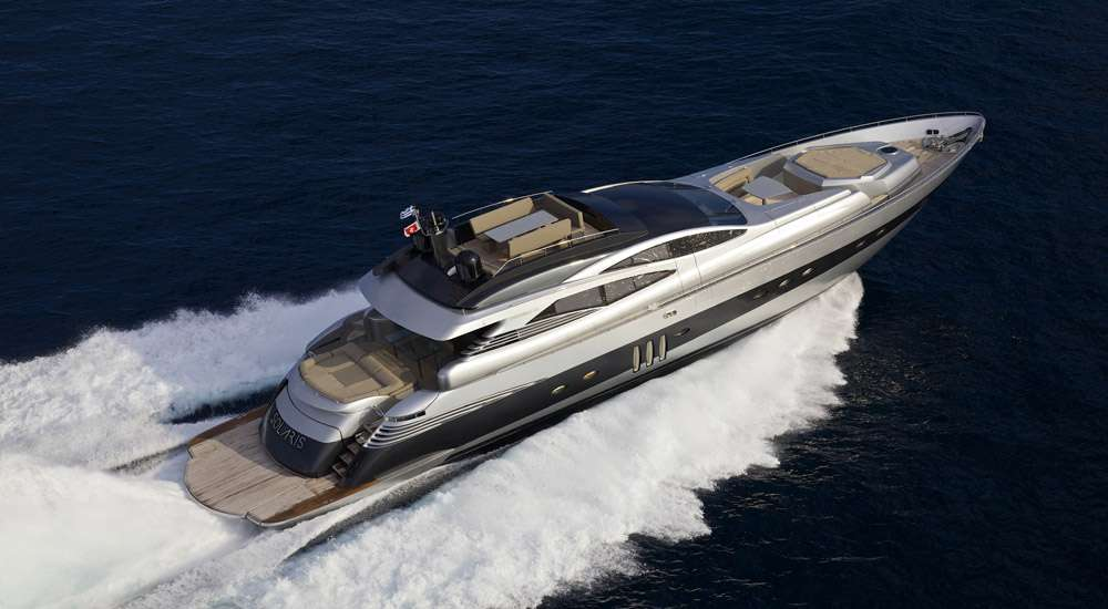 Power Yacht SOLARIS