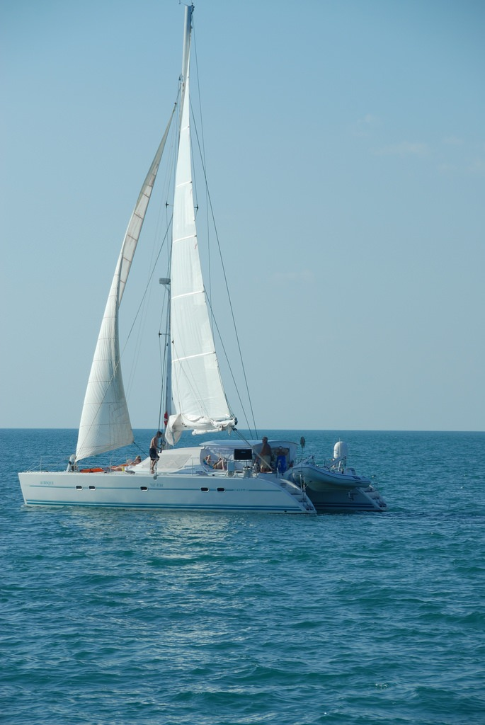 Charter with AUBISQUE on compassyachtcharters.com