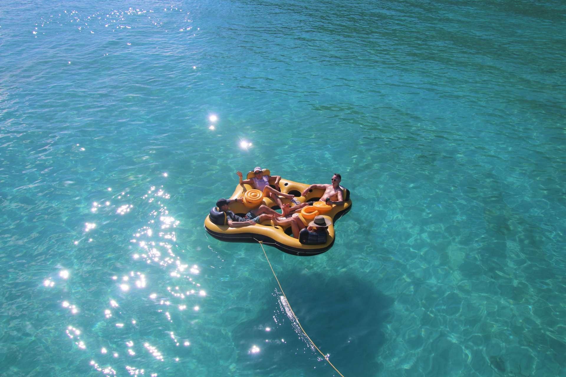 TELLSTAR Paddleboarding