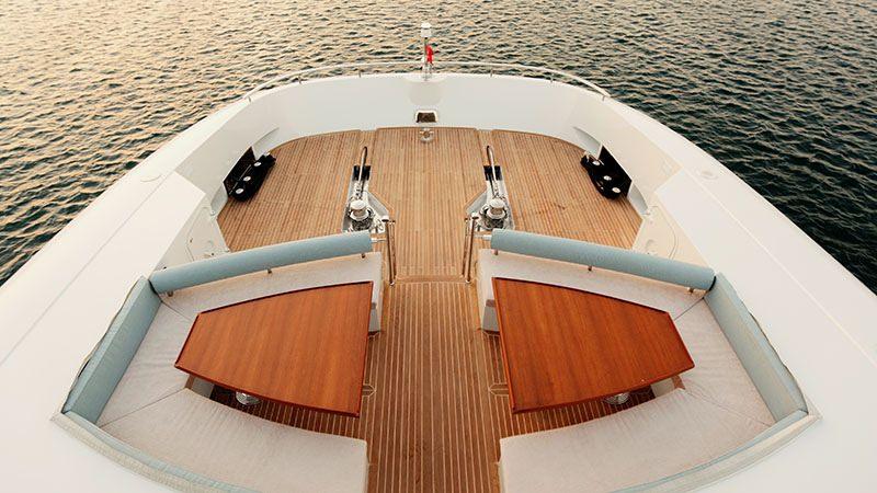 motor yacht QUARANTA
