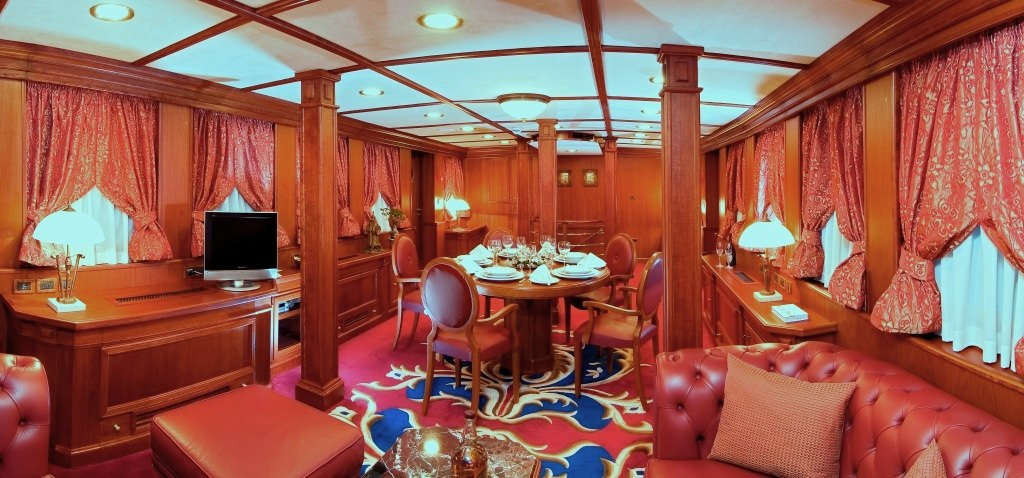 motor yacht SEAGULL II