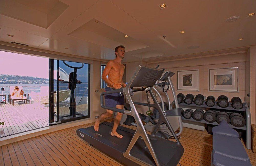BURKUT Gym