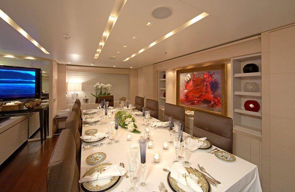 BURKUT Dining Room