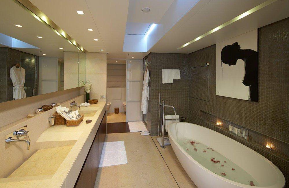 BURKUT Master Bathroom