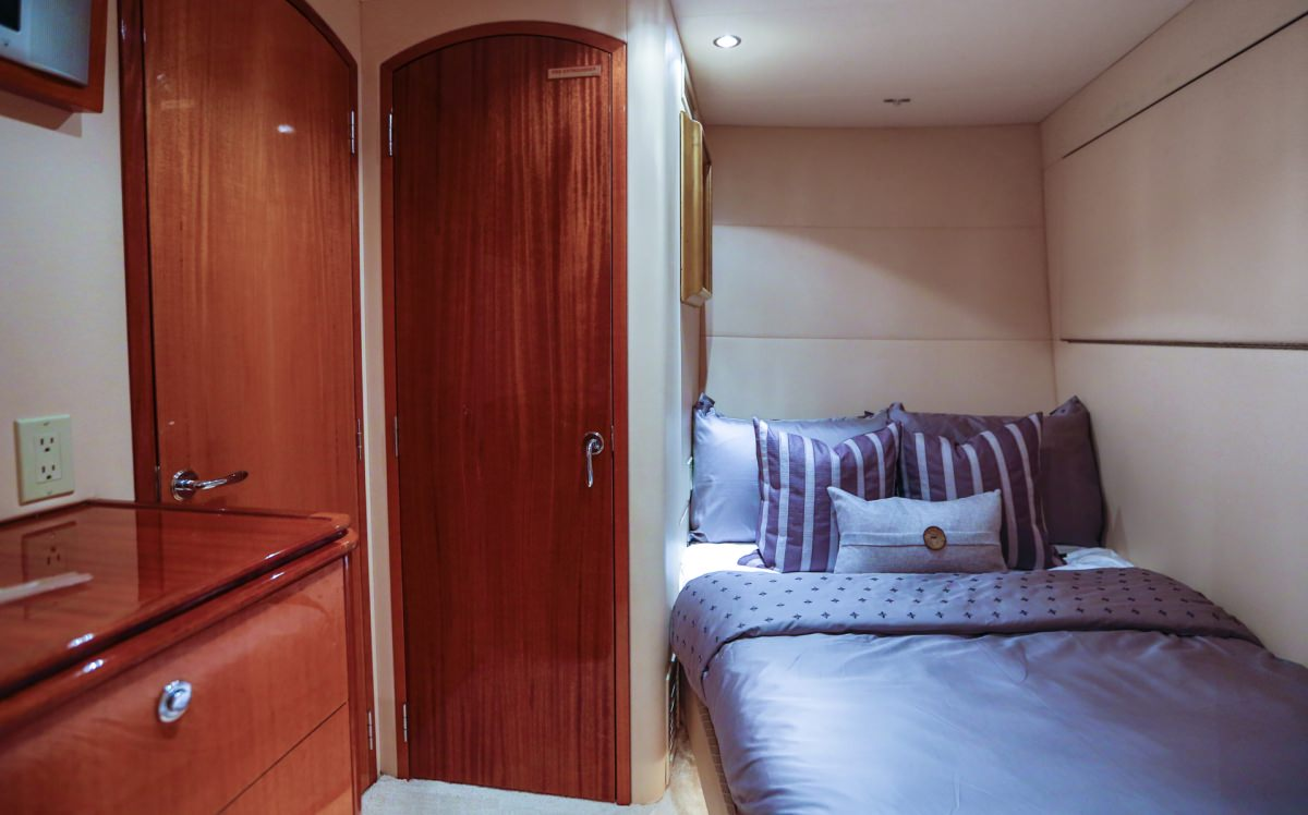 NO COMPLAINTS Starboard Guest Stateroom