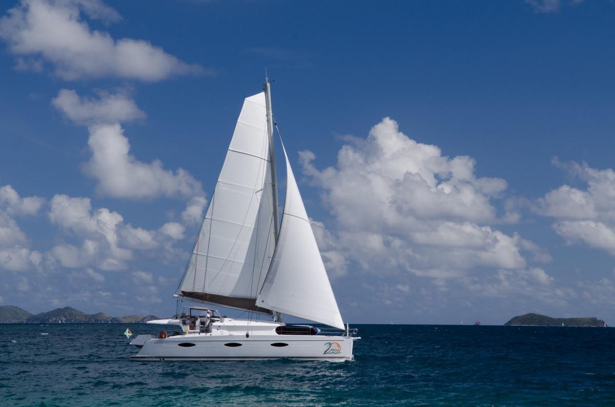 ZIMAYA Under Full Sail