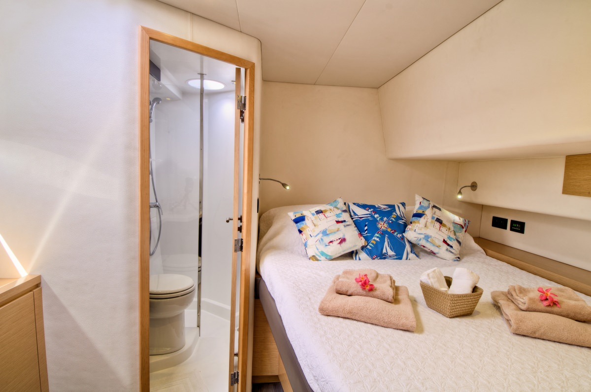 ZIMAYA Guest Stateroom & Bath