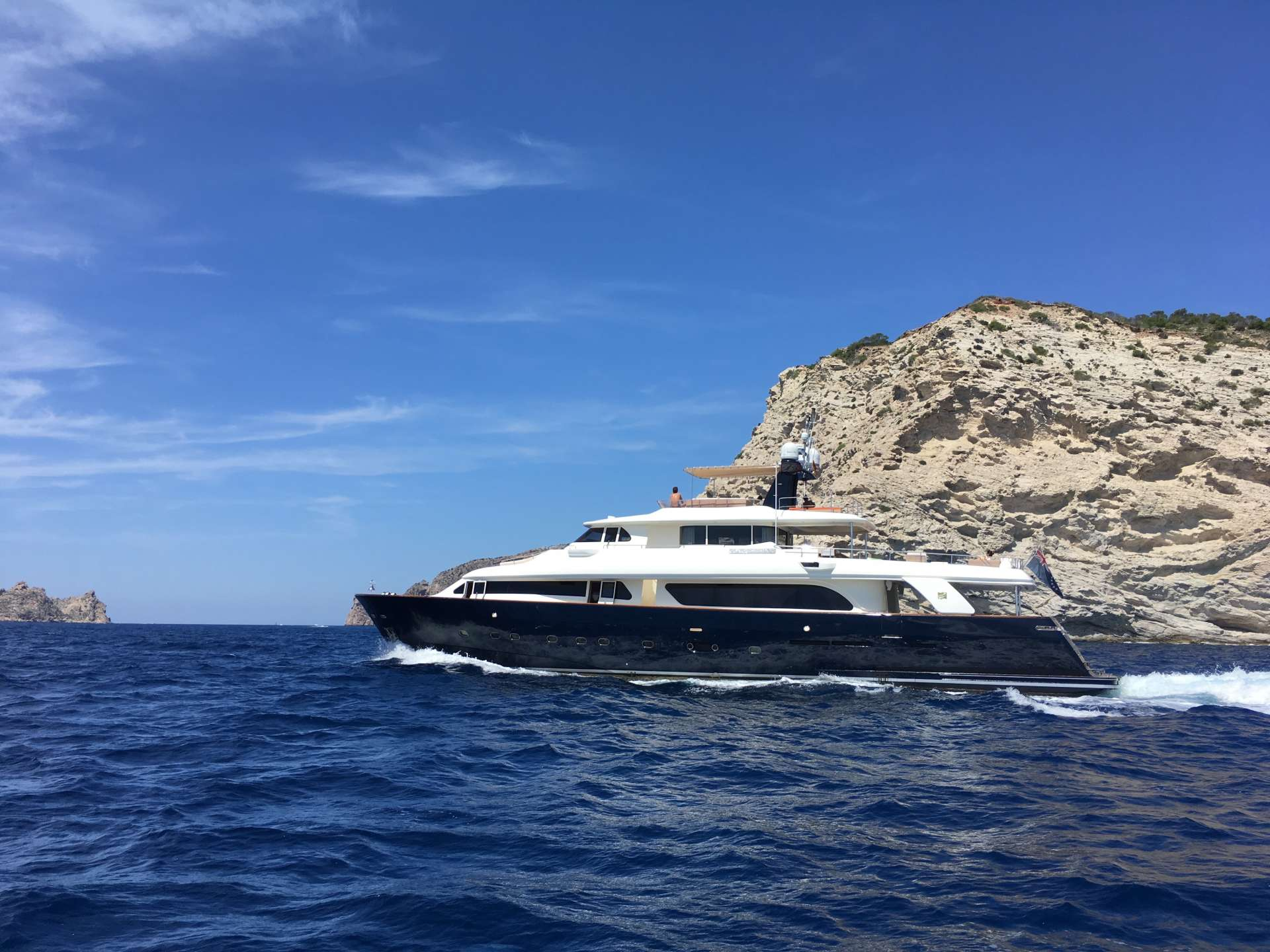 Charter with CONQUISTADOR on compassyachtcharters.com