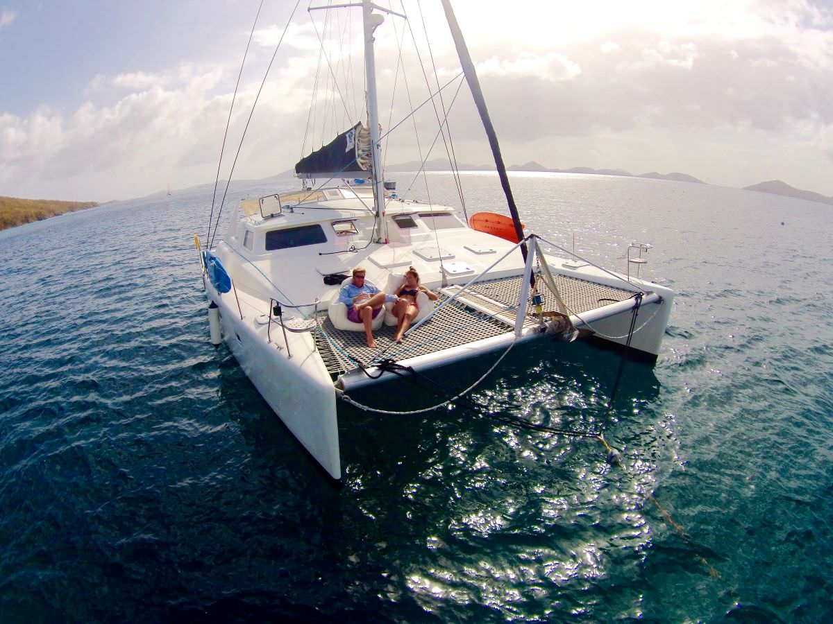 Charter with GENESIS (50) on compassyachtcharters.com