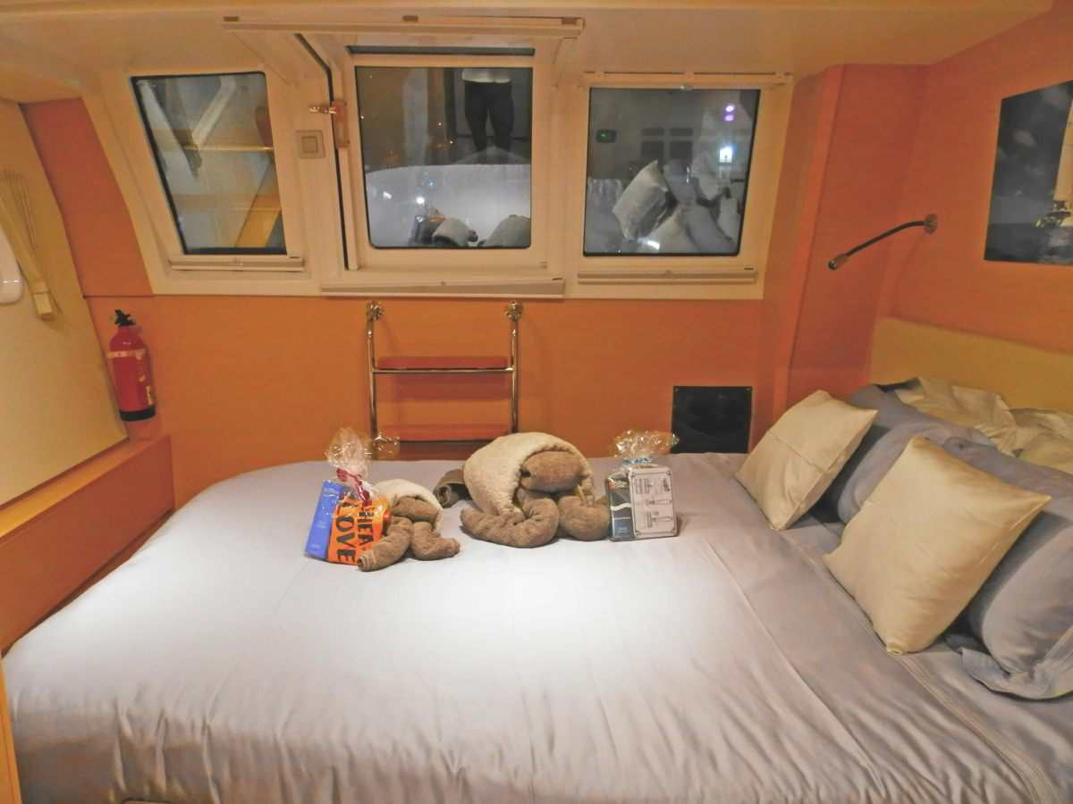 MOUN BEU Starboard Aft cabin