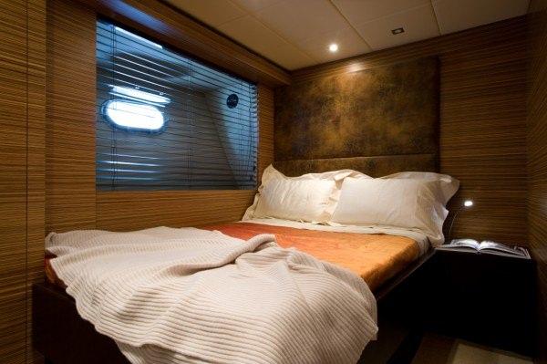 GIOE I VIP cabin