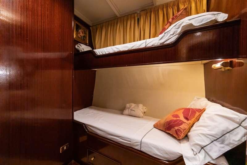 DP MONITOR Twin cabin