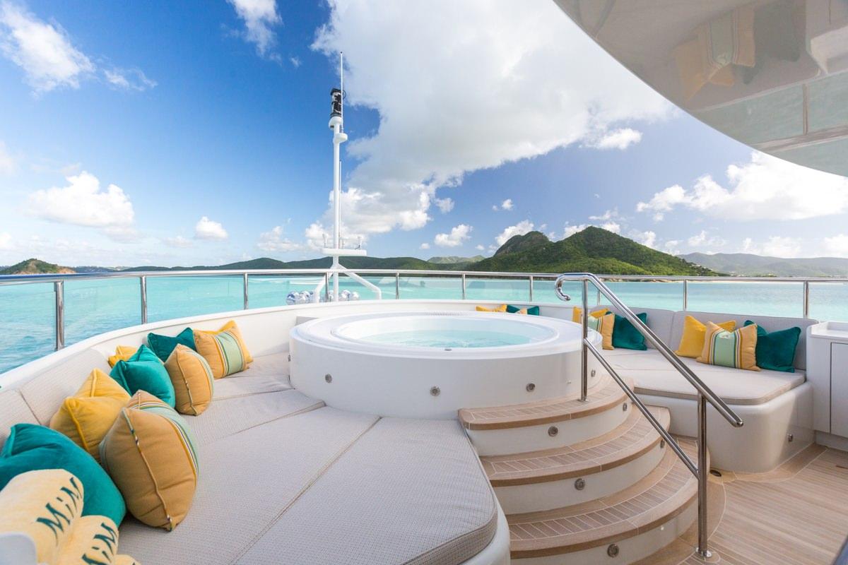 motor yacht MIM