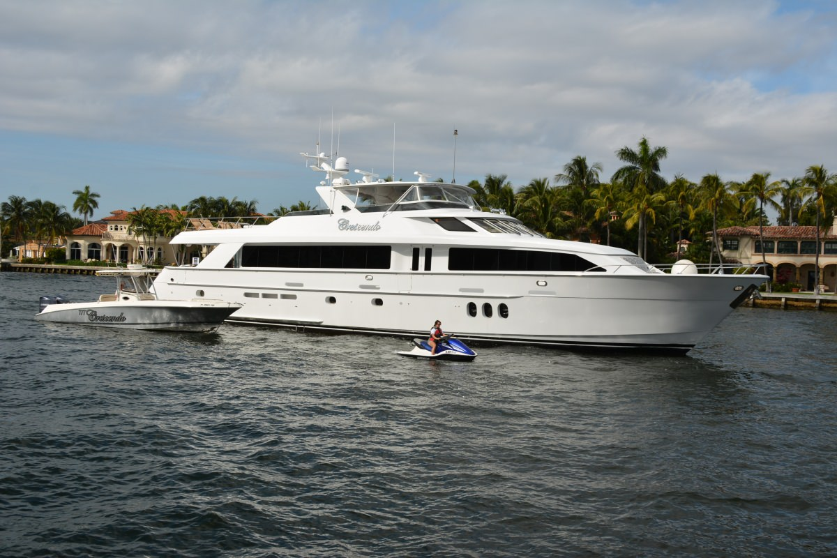 Charter with CRESCENDO on compassyachtcharters.com