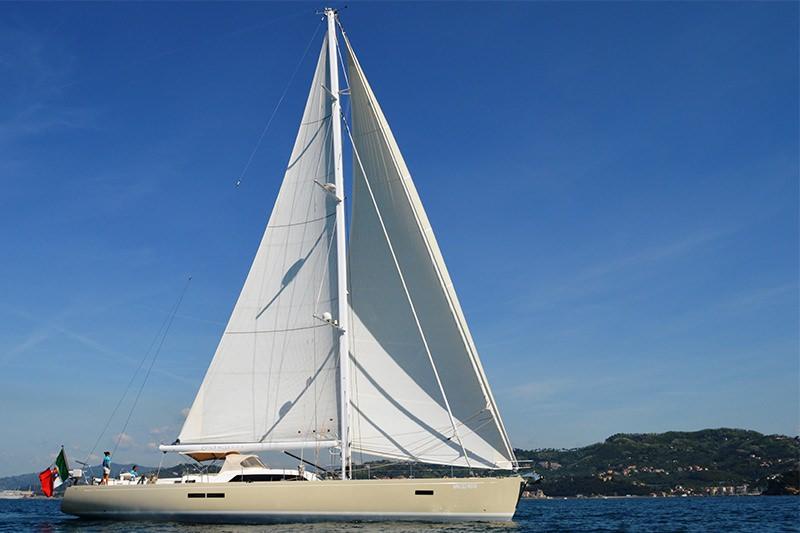 Sailing Yacht TERRA DI MEZZO 3