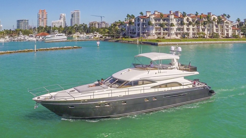Charter with ALL GOOD on compassyachtcharters.com