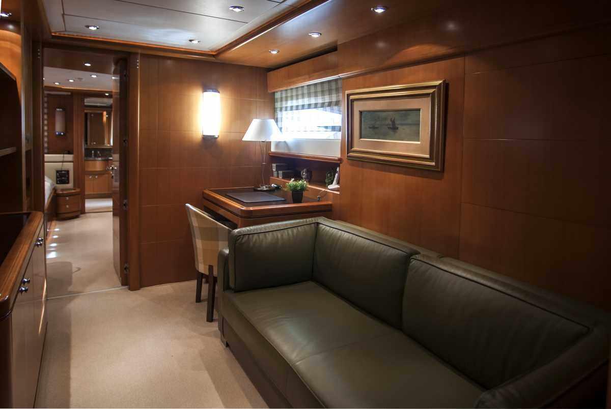 Master cabin office