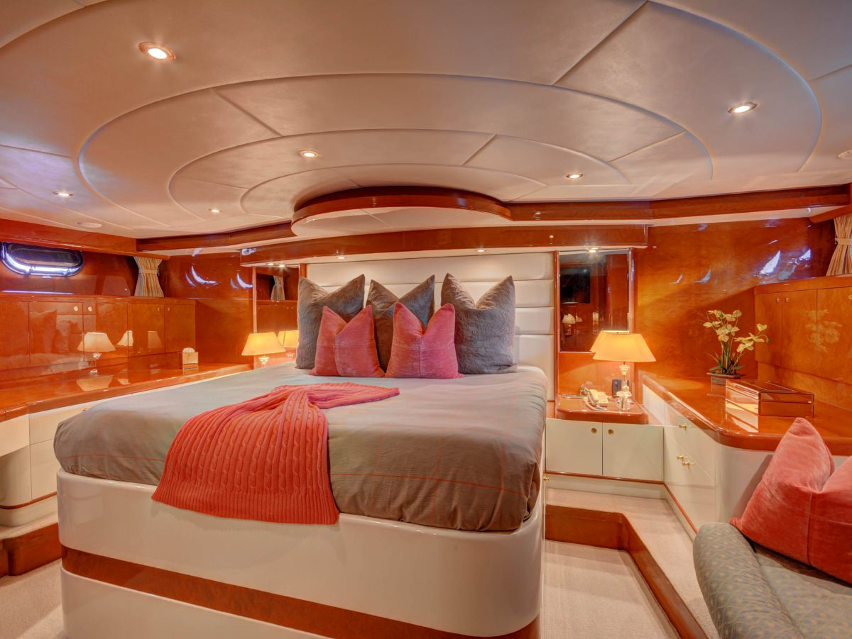 VIP Guest Stateroom