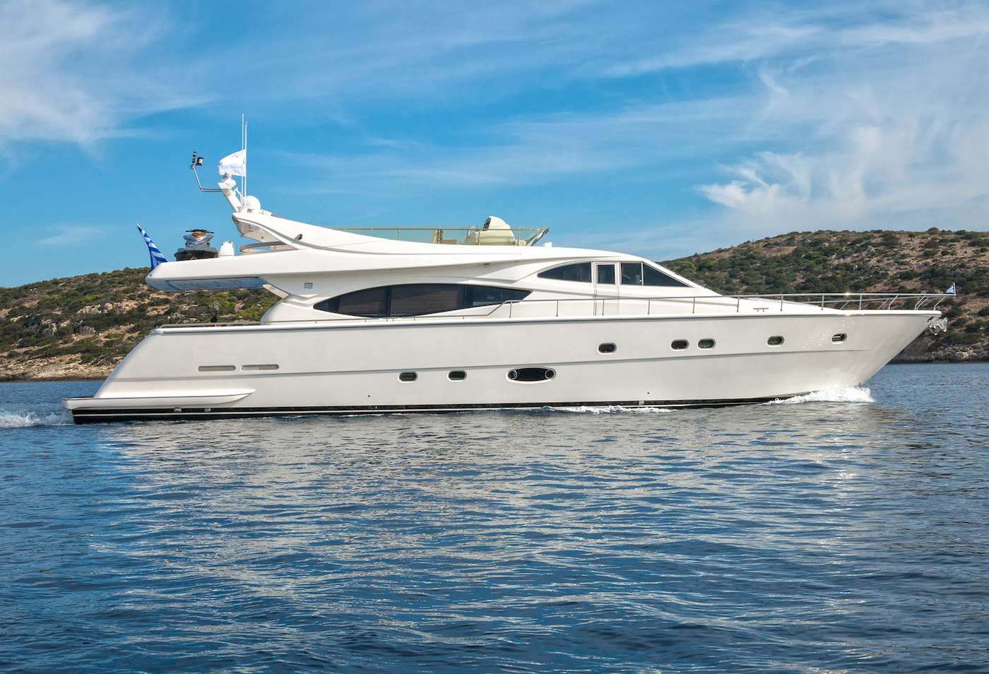 Power Yacht AMOR