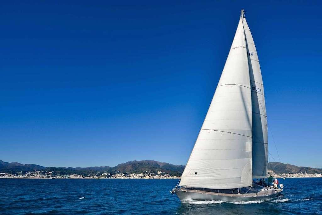 Sailing Yacht TESS