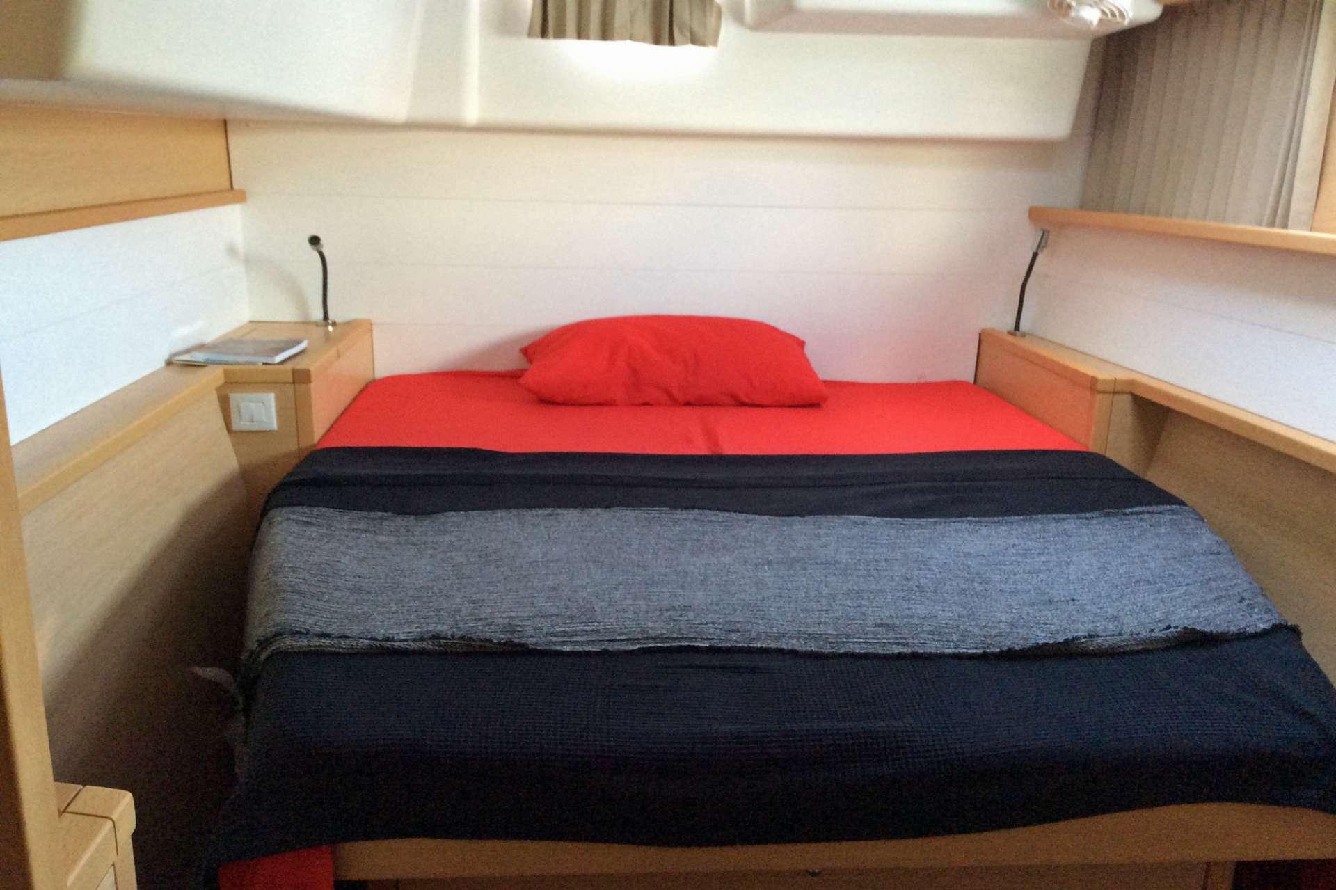 DELICIA Guest Cabin