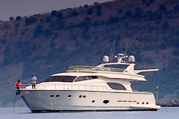 Charter with ARMONIA on compassyachtcharters.com