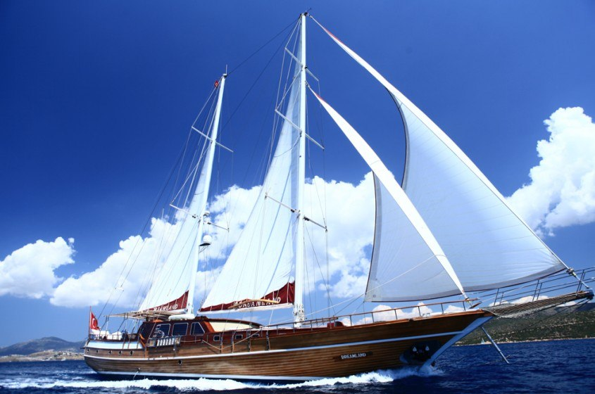 Charter with DREAMLAND on compassyachtcharters.com