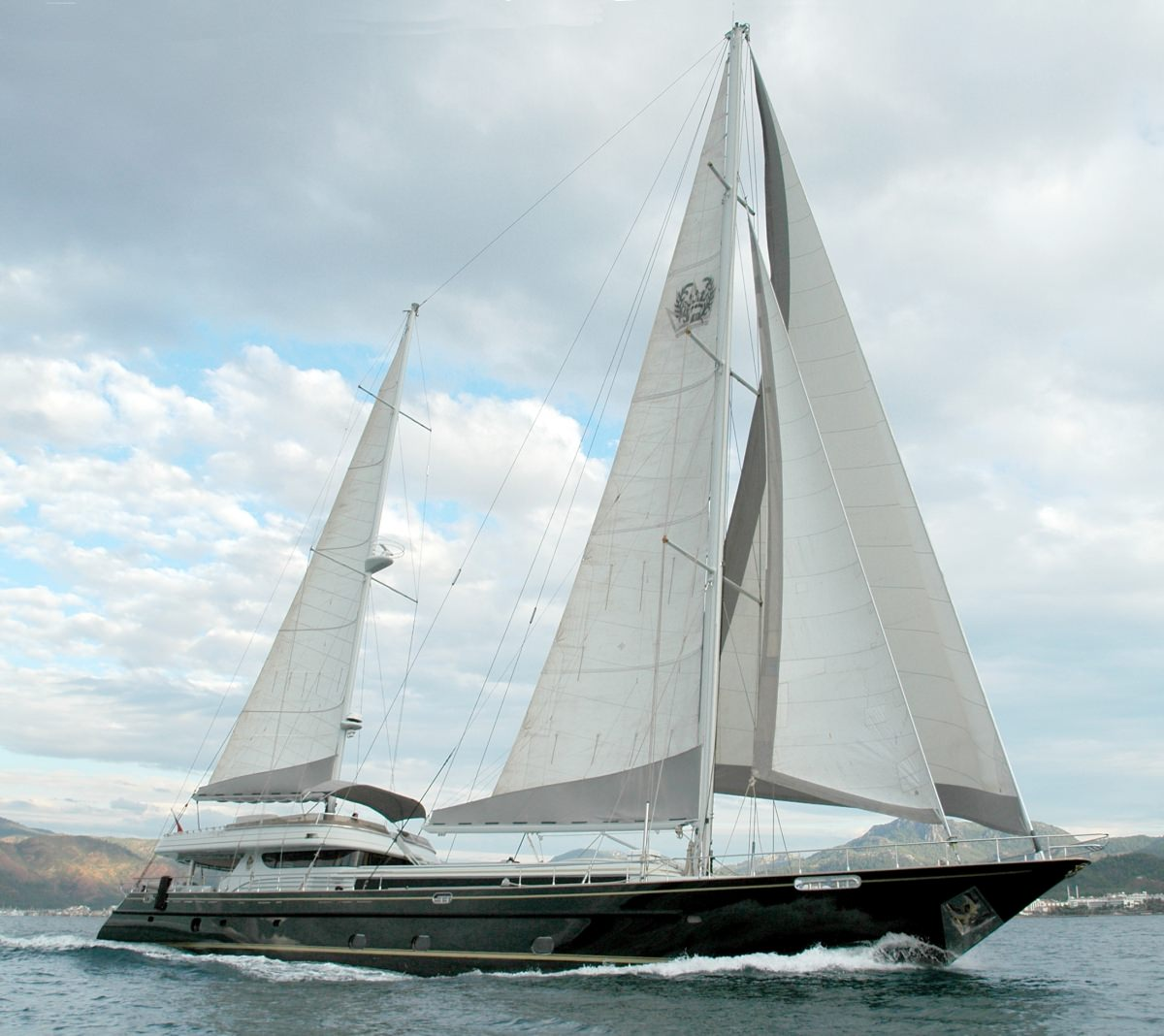 Suheyla  Superyacht Charter