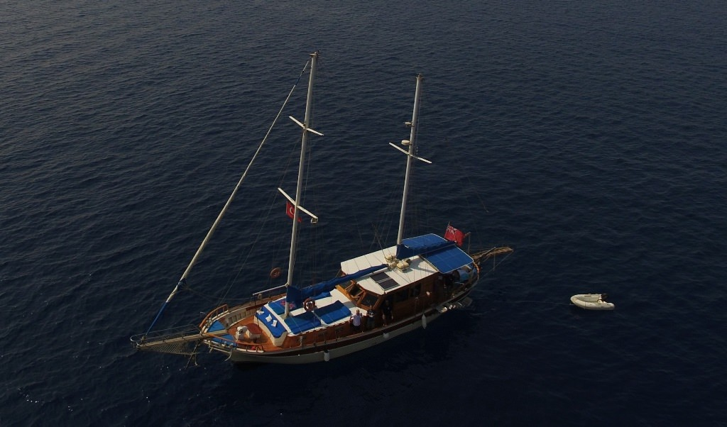 Charter with AMRA on compassyachtcharters.com