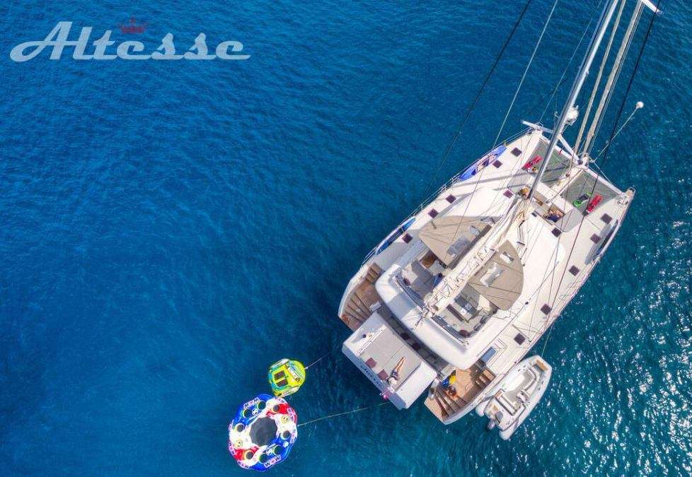 Charter with ALTESSE on compassyachtcharters.com
