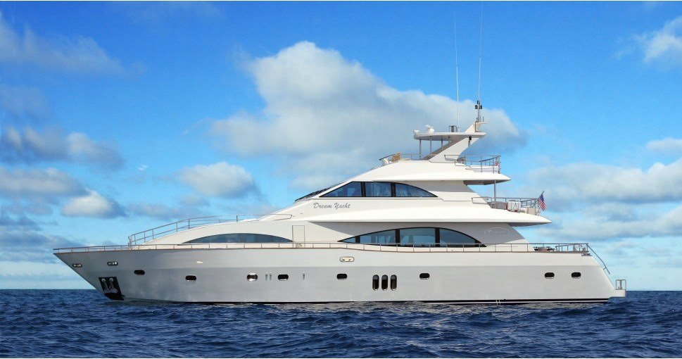 Charter with DREAM YACHT on compassyachtcharters.com