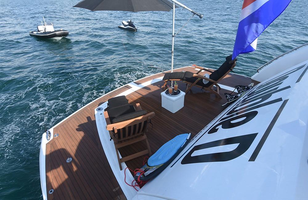 motor yacht DOUBLE D