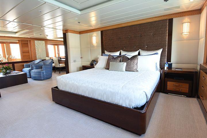 motor yacht NITA K II