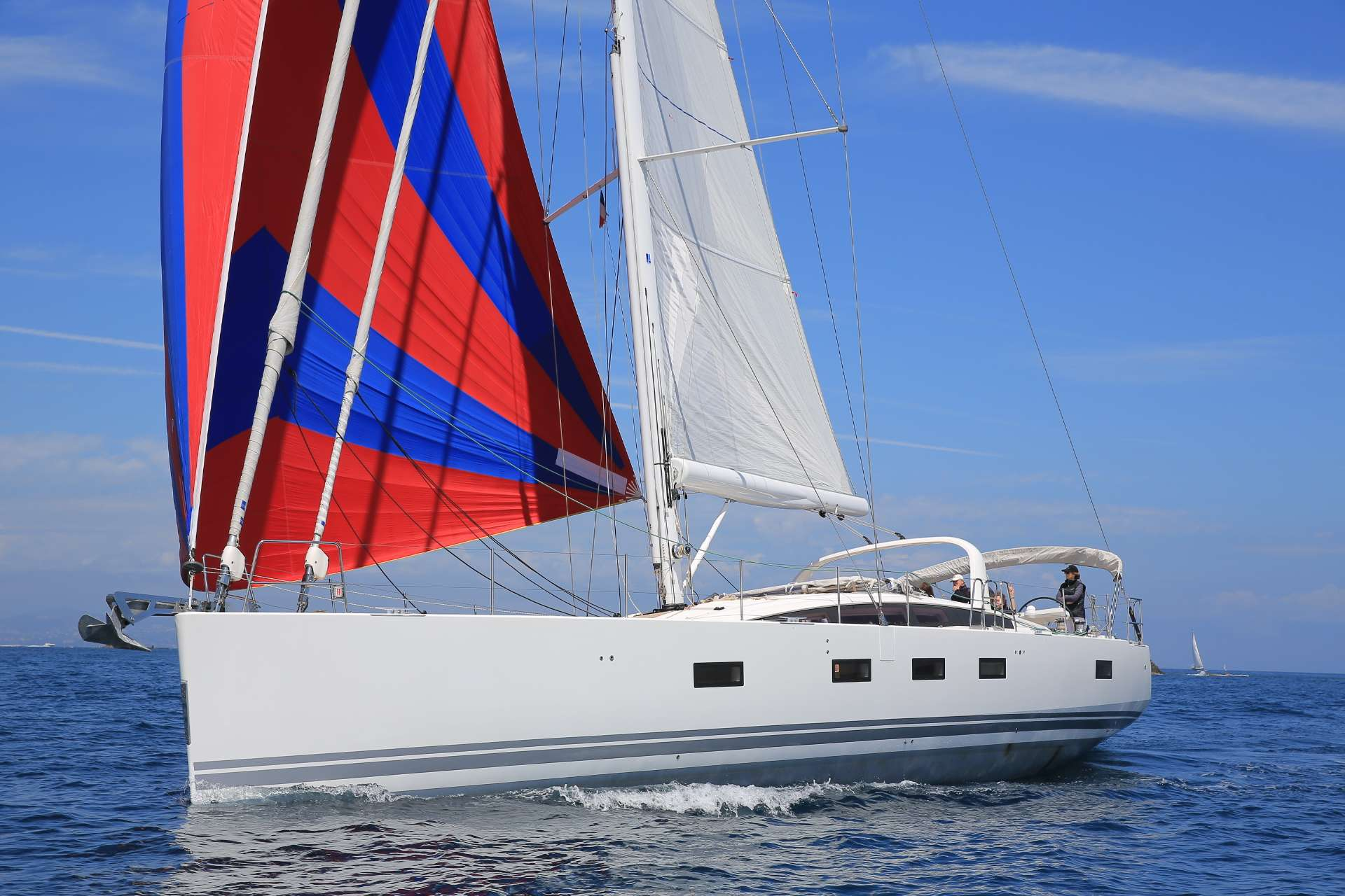 Charter with BALLADEER on compassyachtcharters.com