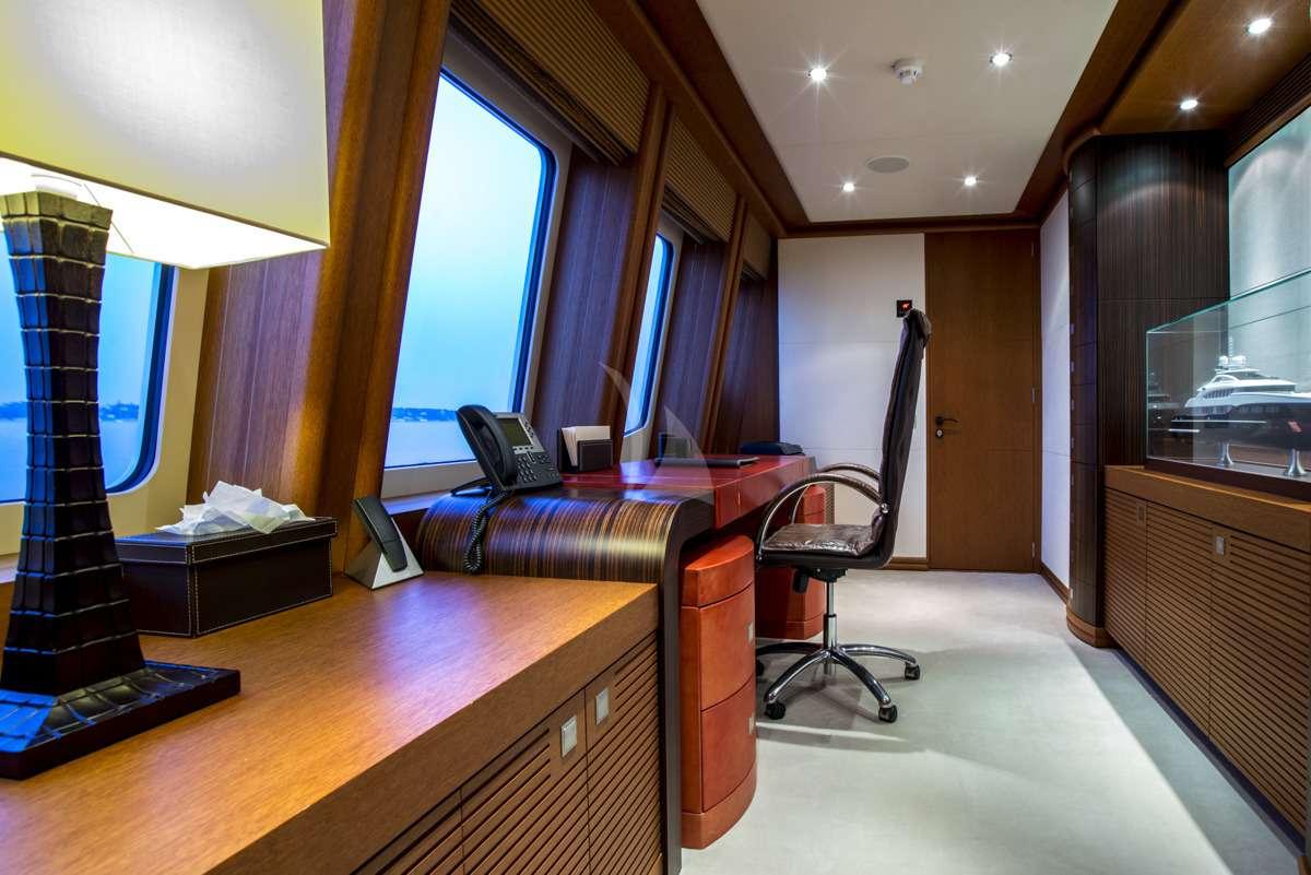motor yacht SIROCCO