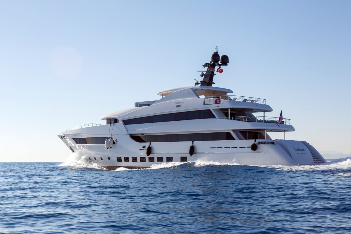 Charter with BEBE on compassyachtcharters.com